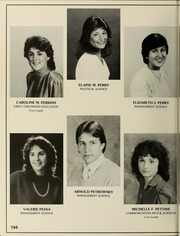 Page 198, 1985 Edition, Bridgewater State University - Alpha Yearbook (Bridgewater, MA) online yearbook collection