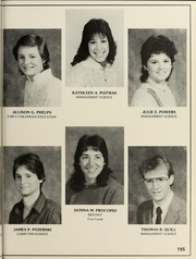 Page 199, 1985 Edition, Bridgewater State University - Alpha Yearbook (Bridgewater, MA) online yearbook collection