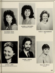 Page 201, 1985 Edition, Bridgewater State University - Alpha Yearbook (Bridgewater, MA) online yearbook collection