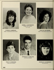 Page 204, 1985 Edition, Bridgewater State University - Alpha Yearbook (Bridgewater, MA) online yearbook collection