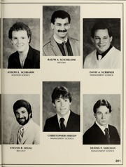 Page 205, 1985 Edition, Bridgewater State University - Alpha Yearbook (Bridgewater, MA) online yearbook collection