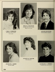 Page 208, 1985 Edition, Bridgewater State University - Alpha Yearbook (Bridgewater, MA) online yearbook collection