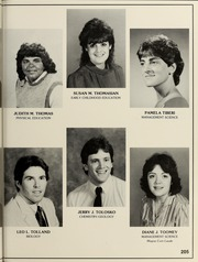 Page 209, 1985 Edition, Bridgewater State University - Alpha Yearbook (Bridgewater, MA) online yearbook collection