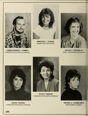 Page 210, 1985 Edition, Bridgewater State University - Alpha Yearbook (Bridgewater, MA) online yearbook collection