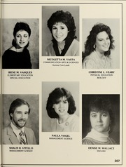 Page 211, 1985 Edition, Bridgewater State University - Alpha Yearbook (Bridgewater, MA) online yearbook collection