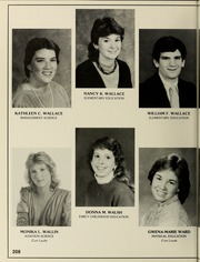 Page 212, 1985 Edition, Bridgewater State University - Alpha Yearbook (Bridgewater, MA) online yearbook collection