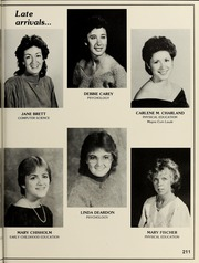 Page 215, 1985 Edition, Bridgewater State University - Alpha Yearbook (Bridgewater, MA) online yearbook collection