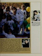 Page 17, 1988 Edition, Bridgewater State University - Alpha Yearbook (Bridgewater, MA) online yearbook collection
