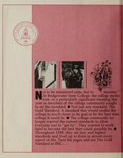 Page 2, 1988 Edition, Bridgewater State University - Alpha Yearbook (Bridgewater, MA) online yearbook collection