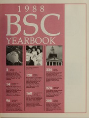 Page 3, 1988 Edition, Bridgewater State University - Alpha Yearbook (Bridgewater, MA) online yearbook collection