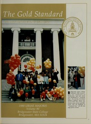 Page 5, 1988 Edition, Bridgewater State University - Alpha Yearbook (Bridgewater, MA) online yearbook collection