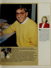 Page 7, 1988 Edition, Bridgewater State University - Alpha Yearbook (Bridgewater, MA) online yearbook collection