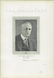 Page 11, 1924 Edition, Governors Academy - Milestone Yearbook (Byfield, MA) online yearbook collection