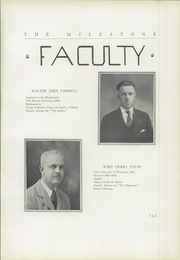 Page 13, 1924 Edition, Governors Academy - Milestone Yearbook (Byfield, MA) online yearbook collection