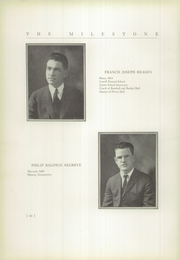Page 14, 1924 Edition, Governors Academy - Milestone Yearbook (Byfield, MA) online yearbook collection