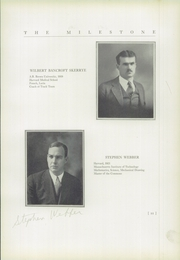 Page 15, 1924 Edition, Governors Academy - Milestone Yearbook (Byfield, MA) online yearbook collection