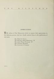 Page 12, 1925 Edition, Governors Academy - Milestone Yearbook (Byfield, MA) online yearbook collection