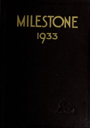 Page 1, 1933 Edition, Governors Academy - Milestone Yearbook (Byfield, MA) online yearbook collection