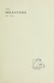 Page 9, 1933 Edition, Governors Academy - Milestone Yearbook (Byfield, MA) online yearbook collection