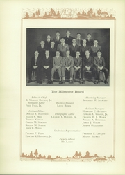 Page 10, 1936 Edition, Governors Academy - Milestone Yearbook (Byfield, MA) online yearbook collection