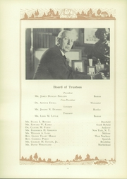 Page 16, 1936 Edition, Governors Academy - Milestone Yearbook (Byfield, MA) online yearbook collection
