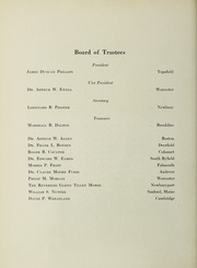 Page 10, 1950 Edition, Governors Academy - Milestone Yearbook (Byfield, MA) online yearbook collection