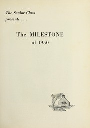 Page 7, 1950 Edition, Governors Academy - Milestone Yearbook (Byfield, MA) online yearbook collection