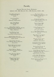 Page 15, 1952 Edition, Governors Academy - Milestone Yearbook (Byfield, MA) online yearbook collection