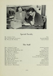 Page 17, 1952 Edition, Governors Academy - Milestone Yearbook (Byfield, MA) online yearbook collection