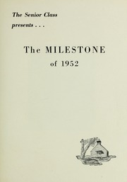 Page 7, 1952 Edition, Governors Academy - Milestone Yearbook (Byfield, MA) online yearbook collection