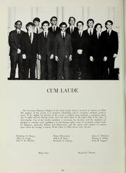 Page 44, 1965 Edition, Governors Academy - Milestone Yearbook (Byfield, MA) online yearbook collection