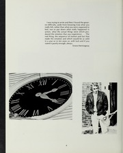 Page 10, 1974 Edition, Governors Academy - Milestone Yearbook (Byfield, MA) online yearbook collection