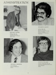 Page 12, 1976 Edition, Governors Academy - Milestone Yearbook (Byfield, MA) online yearbook collection
