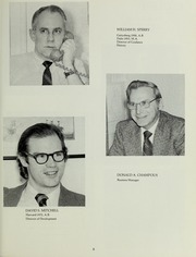 Page 13, 1976 Edition, Governors Academy - Milestone Yearbook (Byfield, MA) online yearbook collection
