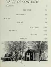 Page 7, 1976 Edition, Governors Academy - Milestone Yearbook (Byfield, MA) online yearbook collection