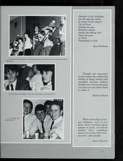 Page 15, 1987 Edition, Governors Academy - Milestone Yearbook (Byfield, MA) online yearbook collection