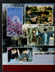 Page 16, 1987 Edition, Governors Academy - Milestone Yearbook (Byfield, MA) online yearbook collection