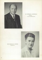 Page 12, 1957 Edition, Northfield School - Highlights Yearbook (East Northfield, MA) online yearbook collection