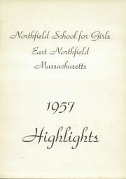 Page 5, 1957 Edition, Northfield School - Highlights Yearbook (East Northfield, MA) online yearbook collection