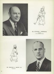 Page 12, 1958 Edition, Northfield School - Highlights Yearbook (East Northfield, MA) online yearbook collection