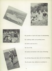 Page 8, 1958 Edition, Northfield School - Highlights Yearbook (East Northfield, MA) online yearbook collection