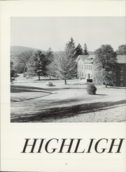 Page 4, 1962 Edition, Northfield School - Highlights Yearbook (East Northfield, MA) online yearbook collection