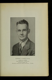 Page 11, 1940 Edition, Fitchburg State University - Saxifrage Yearbook (Fitchburg, MA) online yearbook collection