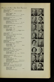 Page 13, 1940 Edition, Fitchburg State University - Saxifrage Yearbook (Fitchburg, MA) online yearbook collection