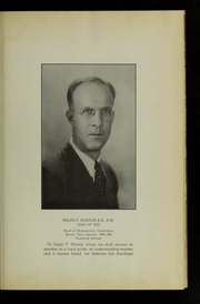 Page 7, 1940 Edition, Fitchburg State University - Saxifrage Yearbook (Fitchburg, MA) online yearbook collection