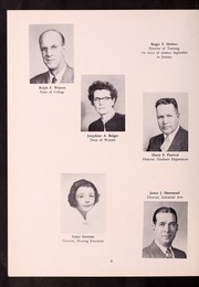 Page 10, 1950 Edition, Fitchburg State University - Saxifrage Yearbook (Fitchburg, MA) online yearbook collection