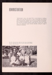 Page 14, 1950 Edition, Fitchburg State University - Saxifrage Yearbook (Fitchburg, MA) online yearbook collection