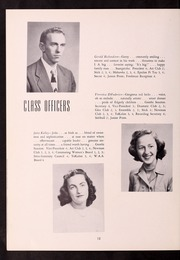 Page 16, 1950 Edition, Fitchburg State University - Saxifrage Yearbook (Fitchburg, MA) online yearbook collection
