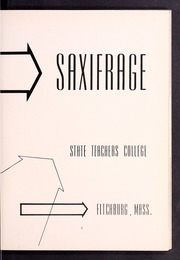 Page 7, 1950 Edition, Fitchburg State University - Saxifrage Yearbook (Fitchburg, MA) online yearbook collection