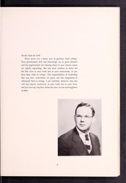 Page 9, 1950 Edition, Fitchburg State University - Saxifrage Yearbook (Fitchburg, MA) online yearbook collection